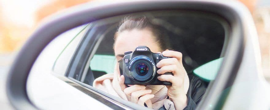 How to Vlog While Driving a Car: Cameras, Mounts, Legalities