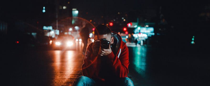A Helpful Guide for Vlogging at Night