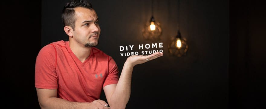 How to Build a Home Video Studio: A Step by Step Guide