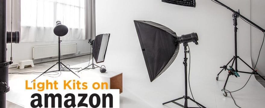 Amazon's Top Lighting Kits For Vlogging & Video Production