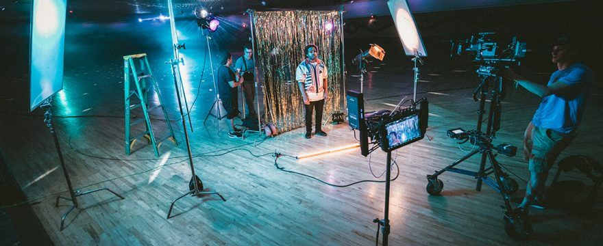 How to Build Your Own Video Production Studio