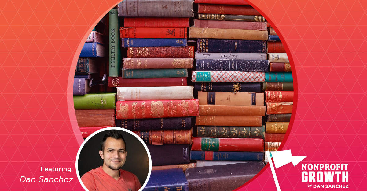 008: Top 10 Nonprofit Marketing/Fundraising Books and How to Read More